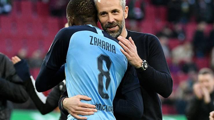 Der Schweizer Mittelfeldspieler zählt in der Bundesliga zu den begehrtesten Spieler