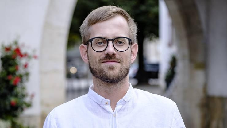 Michael Durrer übernimmt das Parteipräsidium der Grünen Baselland ab 1. November 2020