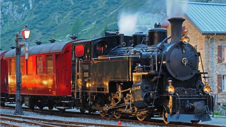Zwei zweiachsige Personenwagen wurden 2011 an die Dampfbahn abgeliefert und brachten 2012 Passagiere über die Furka