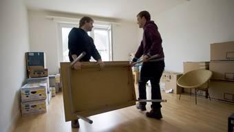 26 Prozent der Mieter wollen aus der aktuellen Wohnung ausziehen. Doch dafür fehlt oft das Geld. (Symbolbild)