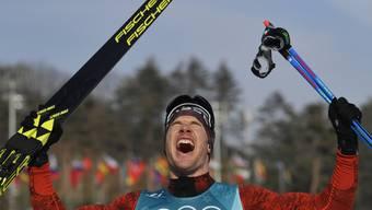 Vierte olympische Goldmedaille: Dario Cologna avancierte in Pyeongchang zum erfolgreichsten Schweizer Winter-Olympioniken