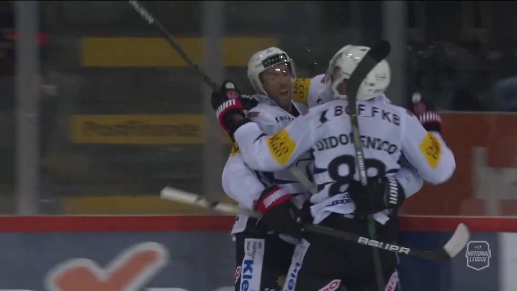 Der SC Bern verliert gegen Fribourg-Gottéron mit 3:6