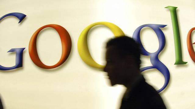 Logo des Internetriesen Google