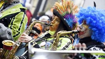 Der drei Tage dauernde Zürcher Karneval hätte am (heutigen Freitag) angefangen. (Archiv)