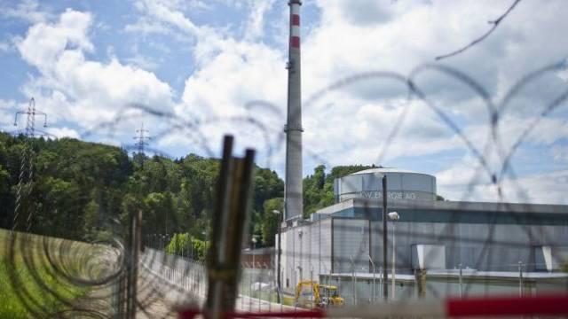 Bei Mängeln «nicht fähig, die Situation zu entschärfen»: Atomkraftwerk Mühleberg.  Foto: Gaetan Bally - Keystone