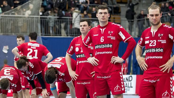 Kein Handball mehr in den nächsten zehn Tagen für den BSV Bern: Quarantäne nach positivem Coronabefund