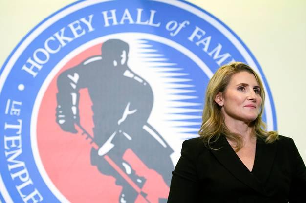 Athletensprecherin Hayley Wickenheiser fordert eine Verschiebung.