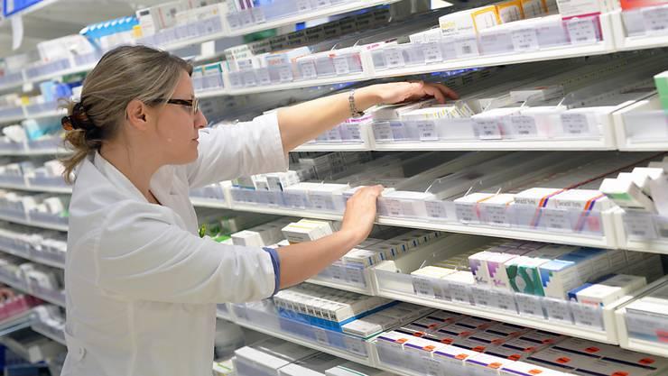 Die EU-Gesundheitsminister haben am Montag in Brüssel über mögliche Massnahmen gegen Lieferengpässe bei Medikamenten diskutiert. Auch die Schweiz kennt dieses Problem. (Themenbild)