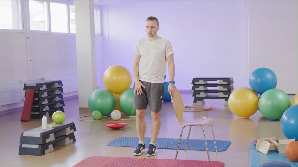 «Gymnastik im Wohnzimmer» vom 26. Mai 2021