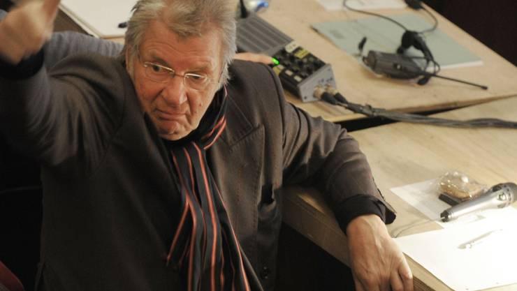 Sportkommentator, Schauspieler, Autor, Sänger, Satiriker: Über einen Mangel an Talenten konnte sich Werner Schneyder nicht beklagen.