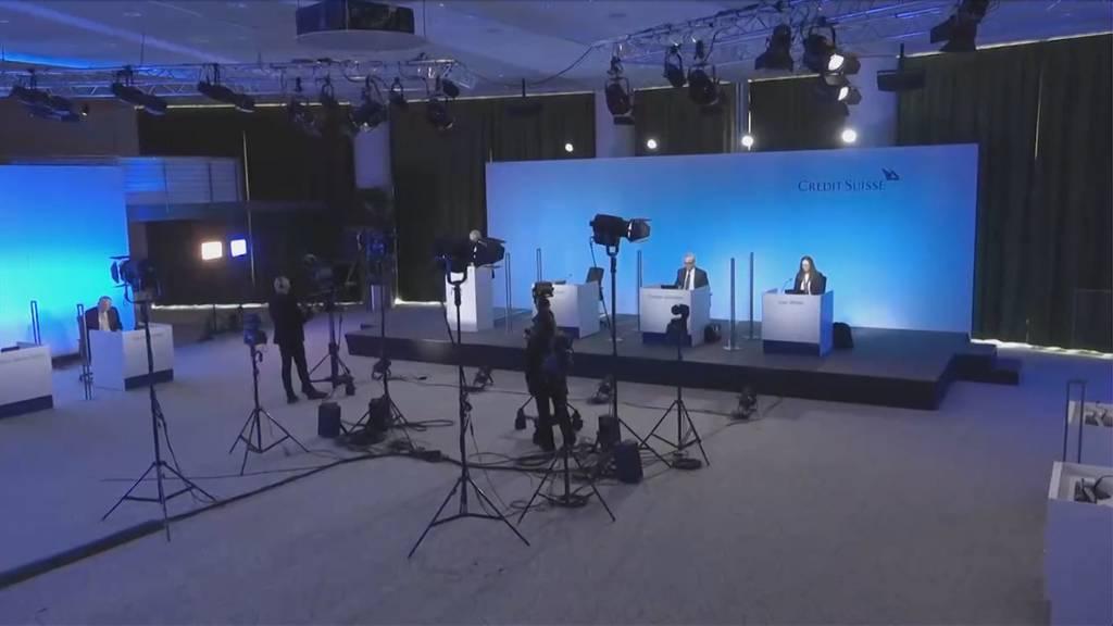 Credit-Suisse CEO nimmt Stellung zum Hedge-Fonds Debakel