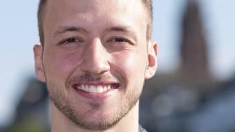 Christian Kirchmayr ist die Schweizer Hoffnung im Badminton.