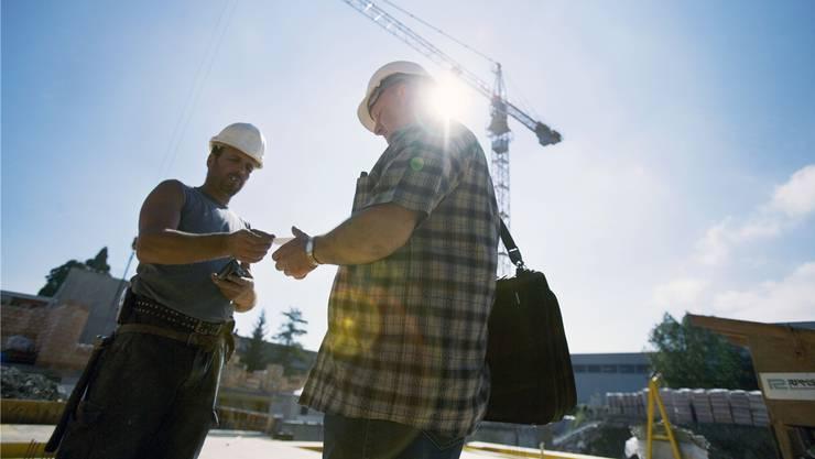 Die Organisation der Schwarzarbeitskontrollen im Baugewerbe ist im Baselbiet ein politischer Dauerbrenner.