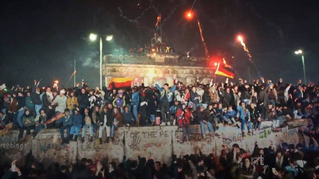 Berlin: 30 Jahre Mauerfall