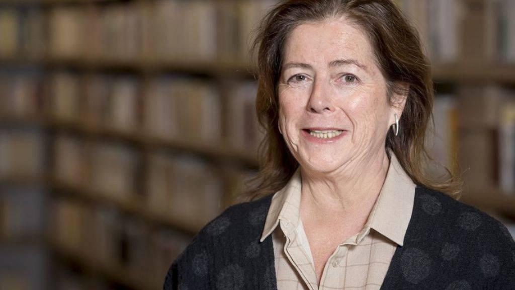 Die Mäzenin Vera Michalski-Hoffmann setzt sich ein für das Überleben des Buches. Unter anderem präsidiert sie die Stiftung Jan Michalski in Montricher VD.