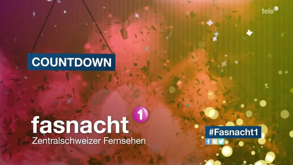 Countdown - Oberfasnächtler aus Obwalden
