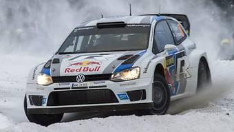 Sébastien Ogier und Julien Ingrassia rasen in Schweden zum Sieg