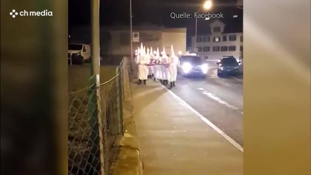 Ku-Klux-Klan: Polizei verrät neue Details