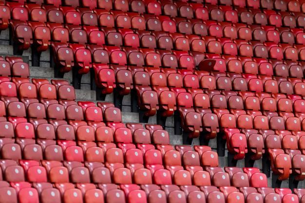 Bis auf 300 Personen, die ausgelost werden, bleibt das Zürcher Letzigrund-Stadion während der Inspiration Games leer.