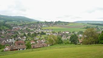 Niederweningen könnte mit seinen Nachbarn Oberweningen, Schöfflisdorf und Schleinikon bis 2020 zu einer 7000-Einwohner-Gemeinde fusionieren. Wal/Archiv
