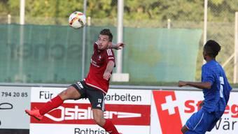Voller Einsatz bei Ardijan Kijra (l.) vom FC Rothrist.