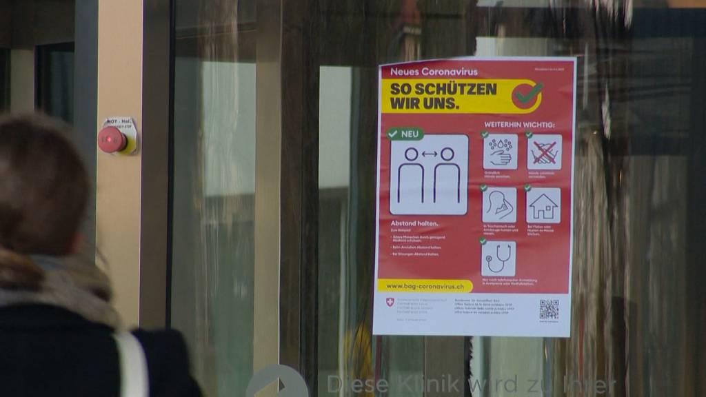 Coronavirus – Massnahmen und Szenarien für die Schweiz