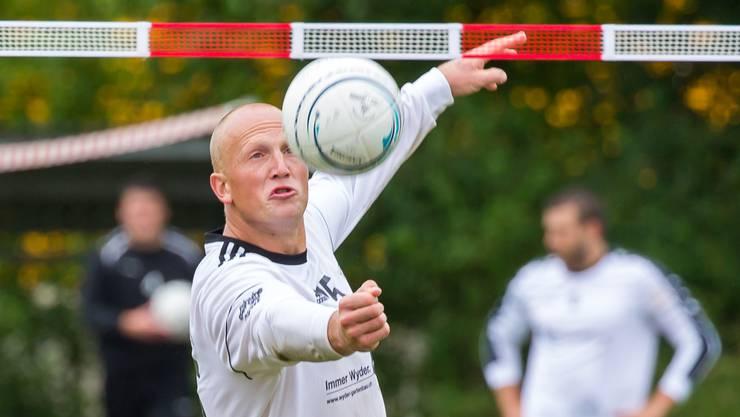 Die Männer des STV Oberenfelden feierten nicht zuletzt dank Rückkehrer Nicolas Schwander einen wichtigen 3:2-Sieg gegen Rickenbach-Wilen.
