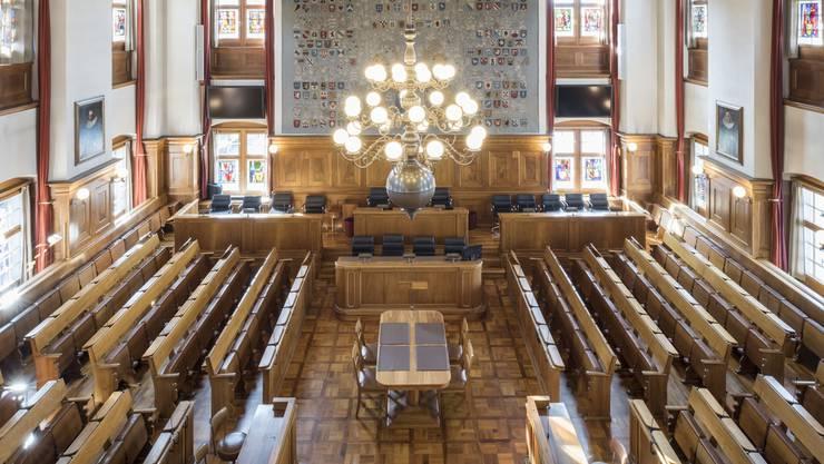 Das Zürcher Parlament bleibt im altehrwürdigen Rathaus. (Archiv)