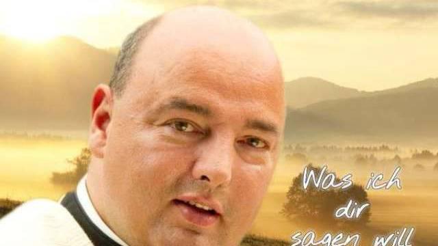 Kehrt zurück nach Liechtenstein: Pfarrer Franz Brei (CD-Cover)