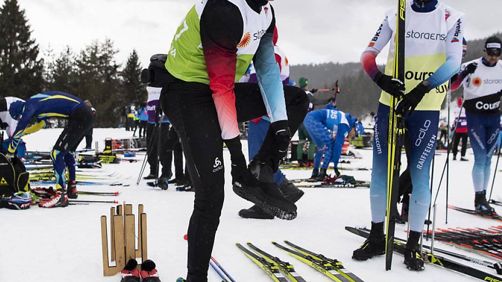 «Nicht die Lunge ist wichtig, sondern dass der Ski läuft»