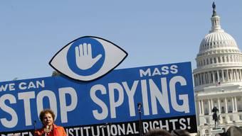 US-Sammelwut könnte bald eingedämmt werden (Symbolbild)