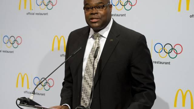 Nach 25 Jahren muss er gehen: McDonald's-Chef Thompson