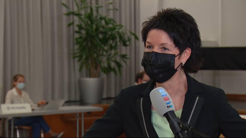Sandra Kolly (CVP): «Ich freue mich, vorne dabei zu sein»