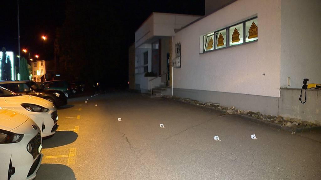 Rickenbach bei Wil: Zwei Männer bei Auseinandersetzung durch Schüsse verletzt
