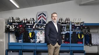 Ein wenig bärtiger Roadie, ein wenig Hockey-Romantiker: ZSC-Trainer Rikard Grönborg.