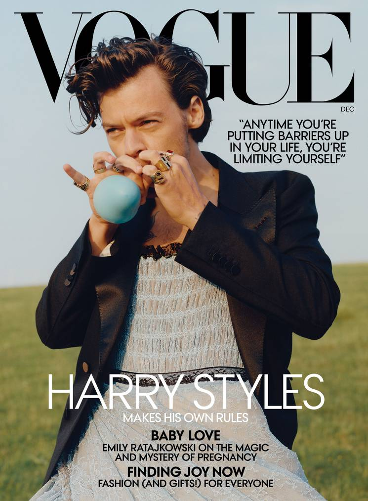 Harry Styles Vogue 2
