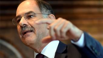 Ethos-Präsident Dominique Biedermann ist unter Beschuss.