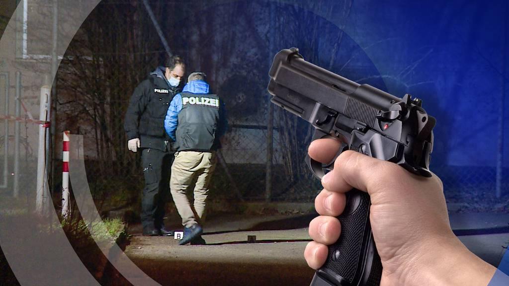 Vier Festnahmen: In der Nähe des Bahnhofs Olten wurde ein 25-Jähriger angeschossen