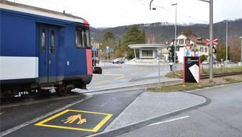 Tödlicher Unfall mit einem OeBB-Zug in Balsthal