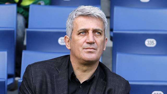 Wladimir Petkovic: Ist er der neue Trainer von Lazio Rom?