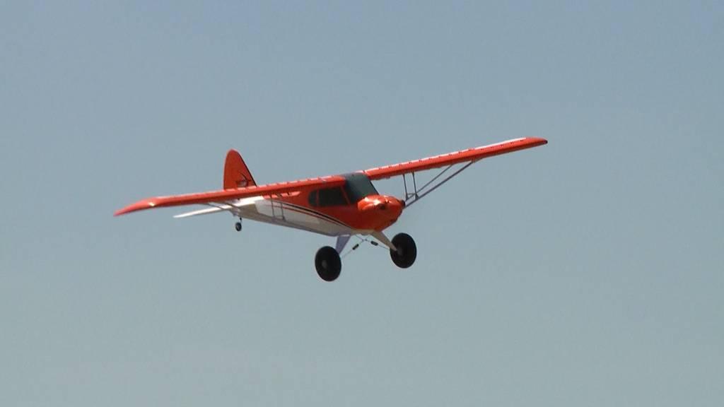 Unfall mit Modellflugzeug: Wie konnte das passieren?