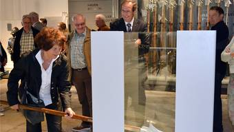 Neueröffnung vom Zeughaus-Museum: Impressionen.