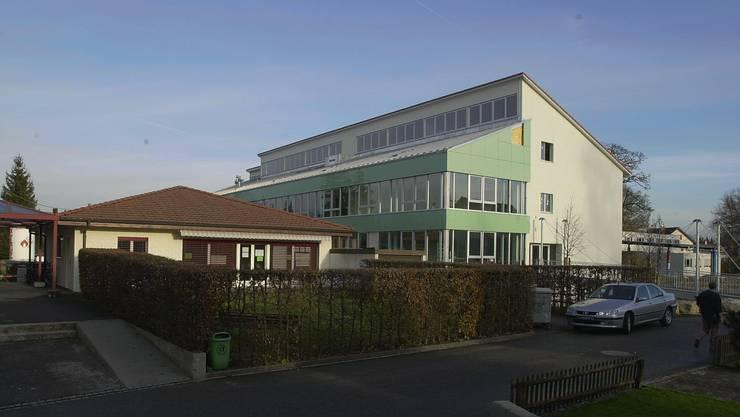 Schulhaus Steinmatt in Derendingen