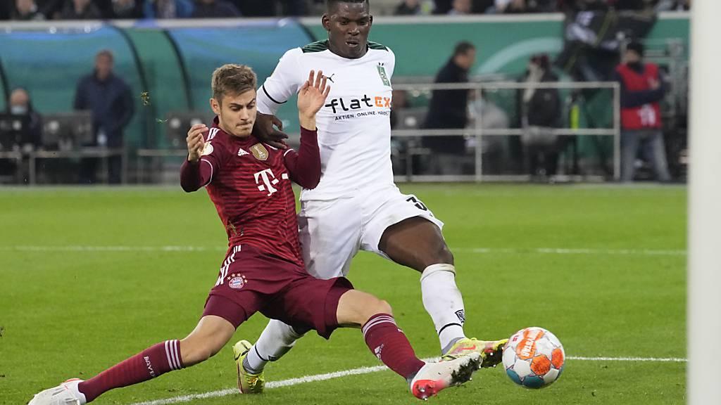 Gladbach fügt Bayern München historische Niederlage zu