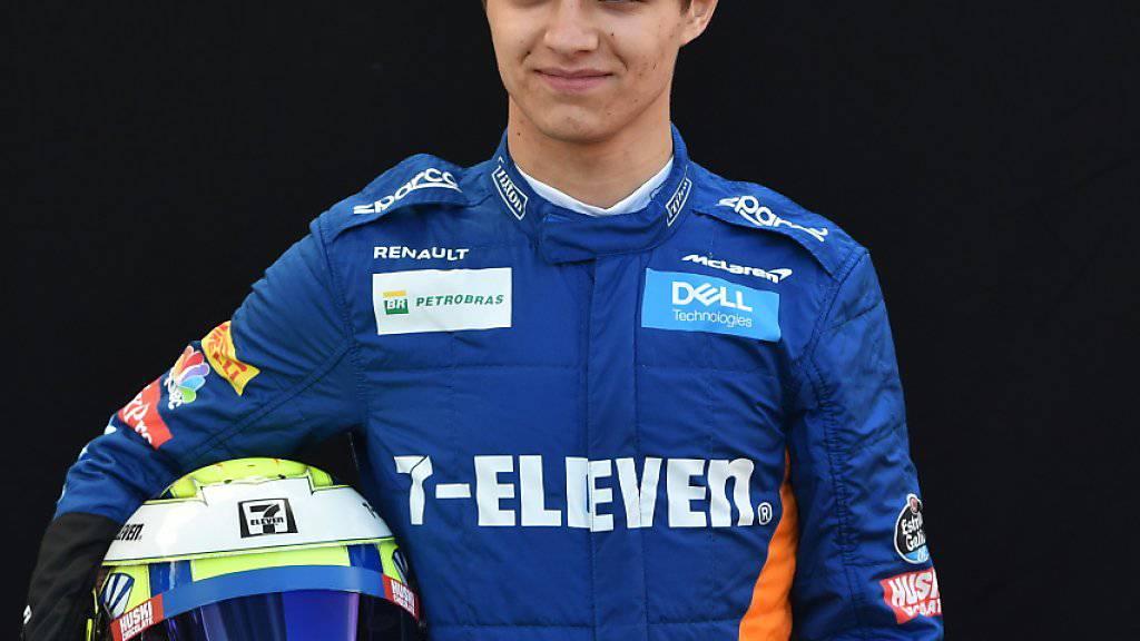 Eine Portion Talent für die Formel 1