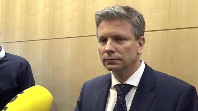 Interimspräsident gegen Rücktritt von Raiffeisen-Chef Gisel