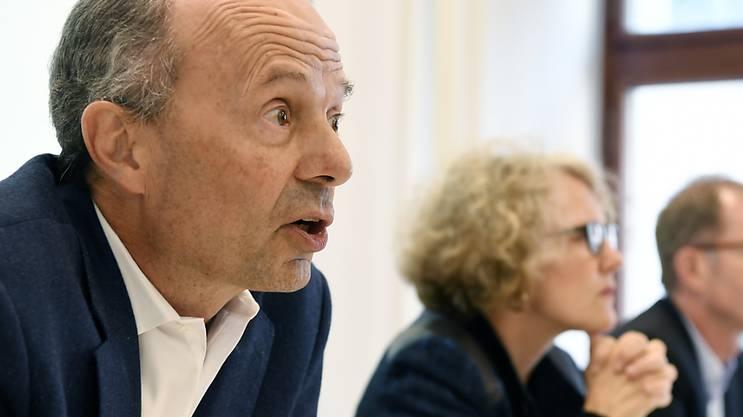 Zürichs Statthalter kritisiert Sicherheitsvorsteher Richard Wolff (Bild) und dessen Stadtratskolleginnen und -kollegen im Zusammenhang mit dem besetzten Koch-Areal. (Archivbild)
