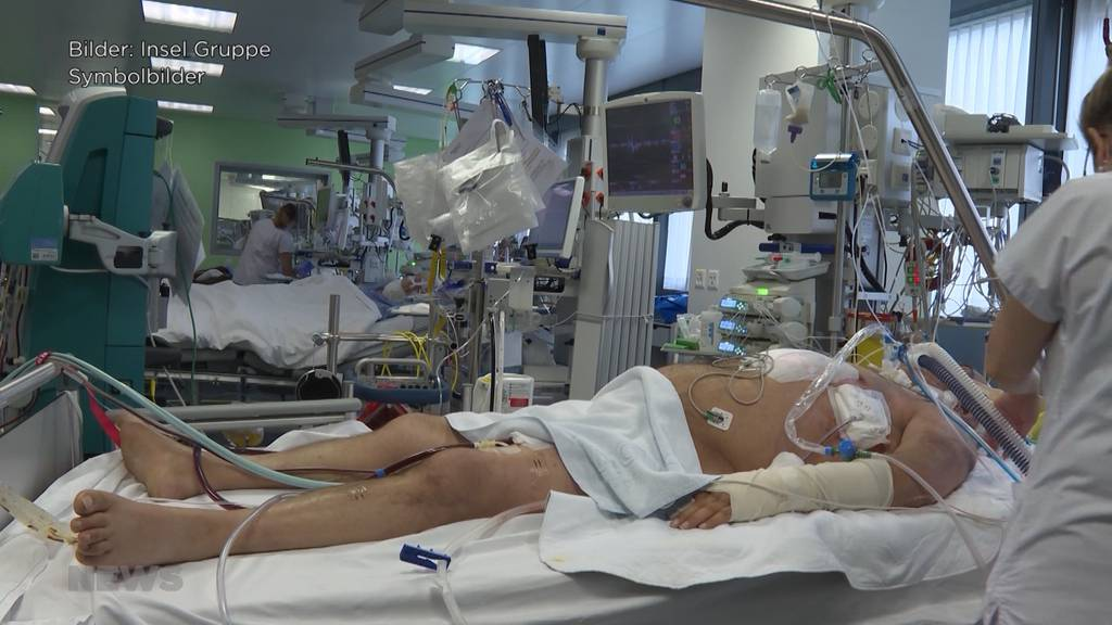 18 Kündigungen seit Jahresbeginn: Im Inselspital fehlt wegen Corona wichtiges Pflegepersonal