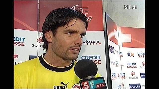 Zubis Presse-Wut nach dem Zypern-Patzer (WM-Quali 2006)