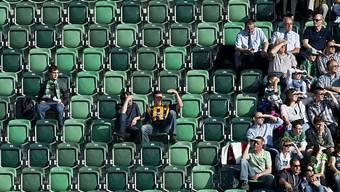Bringt den Wilern kein Glück: Die AFG-Arena (Archivbild)